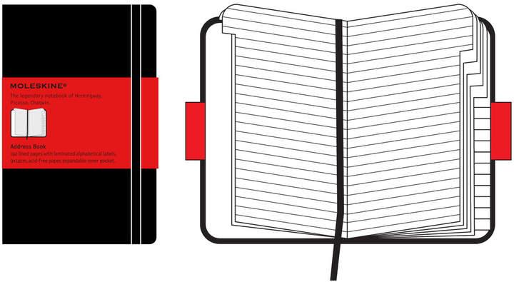 Adressbuch, Pocket