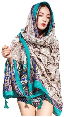 135d73a499e GERINLY Light Summer Beach Parties Wrap Sarong Exotic Swimwear Cover Up  Scarf