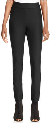 ECI Pull-On Straight-Leg Pants $60 thestylecure.com
