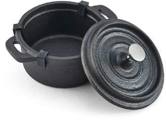 Pre-Seasoned Cast-Iron Mini Pot