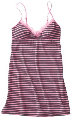 Xhilaration Junior's Fluid Knit Chemise - Assorted Prints