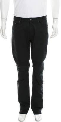 Kent & Curwen Cropped Biker Jeans w/ Tags