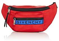 Givenchy Men's Light 3 Belt Bag-Red