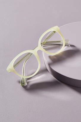 Zigi + MARAiS Taylor Round Reading Glasses