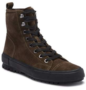 Frye Ryan Military Waterproof Leather Boot