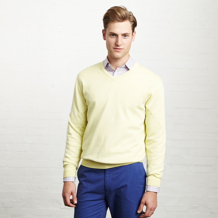 Thomas Pink Channer Jumper