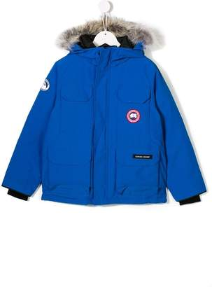 Canada Goose Kids Youth PBI Expedition parka