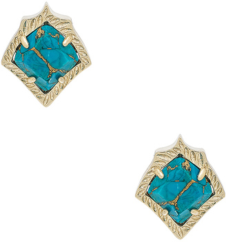 Kendra Scott Kirstie Earrings $50 thestylecure.com