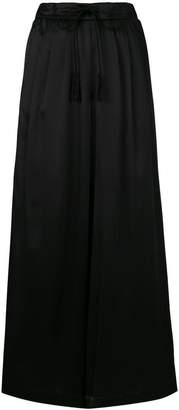 Forte Forte cropped palazzo trousers
