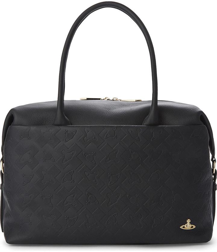 Vivienne WestwoodVivienne Westwood Harrow leather shoulder bag
