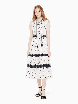 Kate Spade Mini dee dot raisa dress