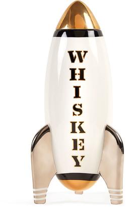 Jonathan Adler Whiskey Rocket Decanter