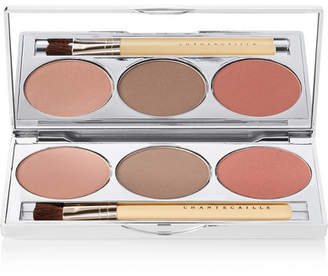 Chantecaille Seashell Eye And Cheek Trio - Neutral