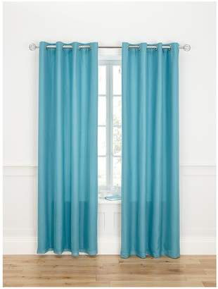 Very Plain Dye Lined Eyelet Voile