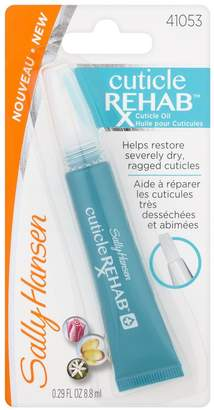 Sally Hansen Cuticle Rehab Oil Clear 8.8ml
