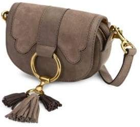 Frye Ilana Suede Mini Crossbody Bag