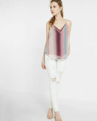 Express Ombre Double Layer Cami