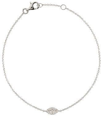 Women's Bony Levy Diamond Station Bracelet $895 thestylecure.com