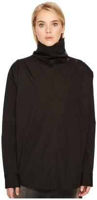 Yohji Yamamoto Y's by U-Shoulder Button Hns Woven Shirt