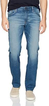 AG Adriano Goldschmied Men's Graduate Tailored Leg 0 Denim Pant