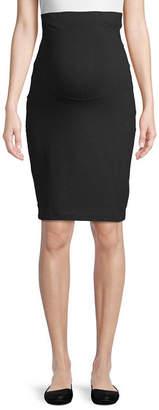 BELLE + SKY Belle & Sky Maternity Pencil Skirt