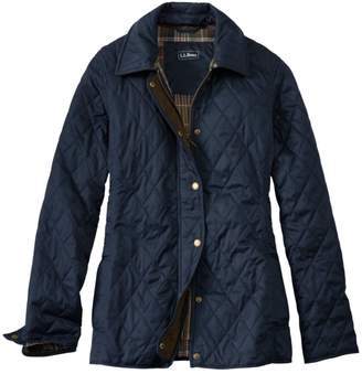 L.L. Bean L.L.Bean Women's Quilted Riding Jacket