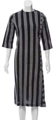 Ace&Jig Striped Midi Dress