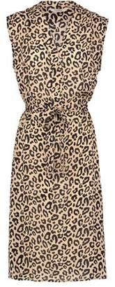 Tucker Sleevless Dress in Kitty Cat Dream