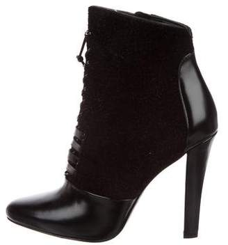 3.1 Phillip Lim Harleth Suede Ankle Boots