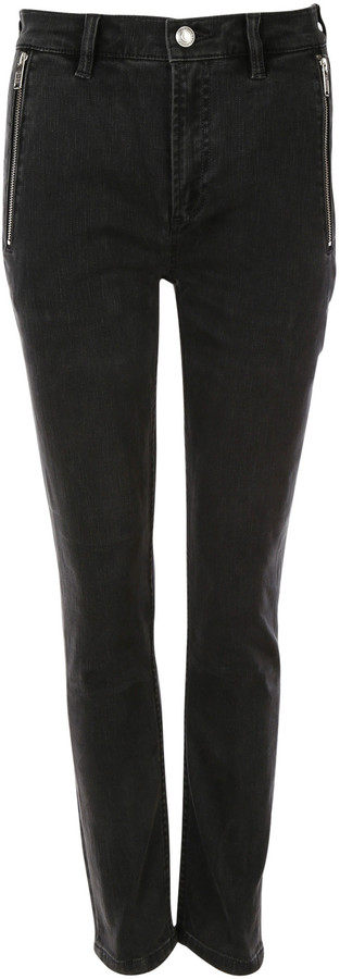 Marc By Marc JacobsMarc by Marc Jacobs Zipped Pocket Skinny Jeans