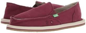 Sanuk Donna Hemp Women's Slip on Shoes