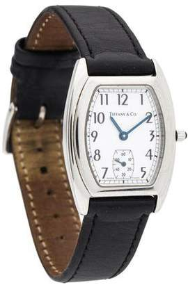 Tiffany & Co. Tonneau Watch