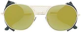 L.G.R round frame aviator-style sunglasses