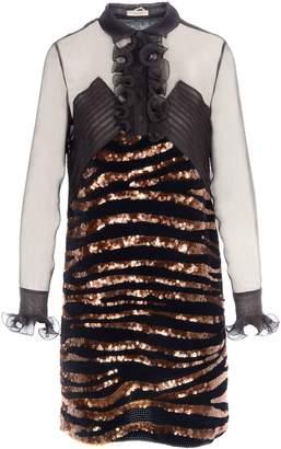 Bottega Veneta Dress Pailettes #35
