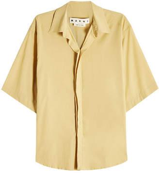 Marni Short Sleeve Cotton Shirt
