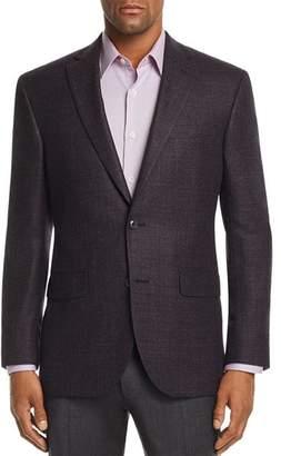Jack Victor Melange Hopsack Weave Regular Fit Sport Coat