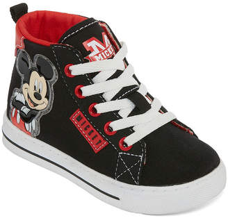 Disney Mickey Boys Walking Shoes