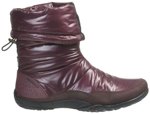 Merrell Barefoot Life Frost Glove Winter Boots - Waterproof, Insulated (For Women)
