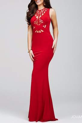 Jovani Fully Lined Gown
