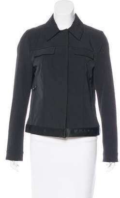 Prada Casual Snap Jacket
