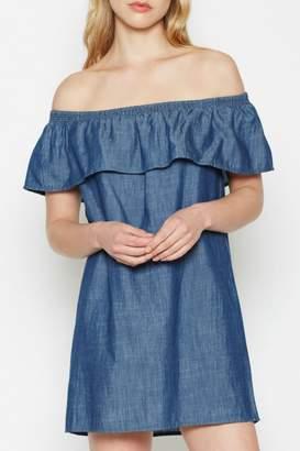 Soft Joie Nilima Chambray Dress