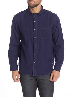 Tommy Bahama Bonfire Beach Flannel Long Sleeve Shirt