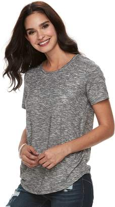 Juicy Couture Women's Embellished Ruched Top