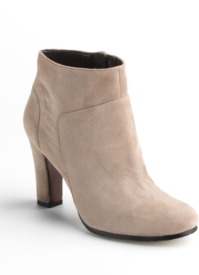 SAM EDELMAN Salina Suede Ankle Boots