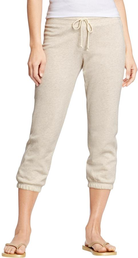 """Old Navy Women's Cropped Terry Sweatpants (23"""")"""