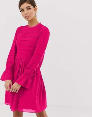Ted Baker Arrebel lace trim dress