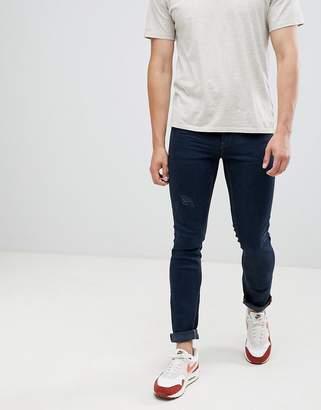 Blend of America Blend cirrus skinny jeans darkwash