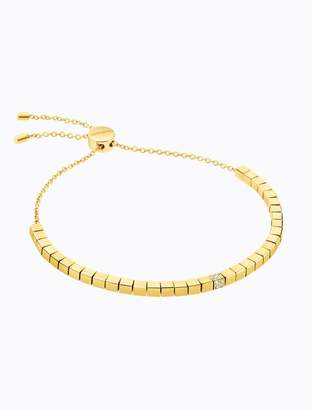 Calvin Klein tune gold crystal bracelet