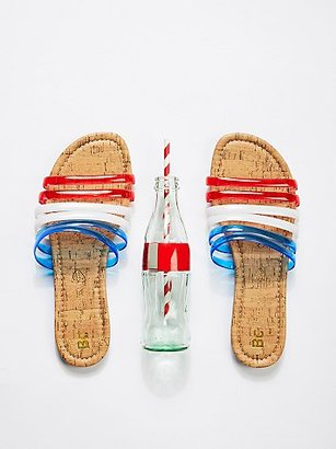 Vegan Firecracker Sandal by BC Footwear at Free People $40 thestylecure.com