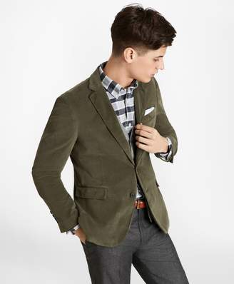 Brooks Brothers Two-Button Corduroy Sport Coat
